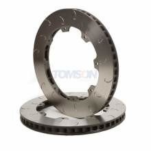 AP Racing J Hook replacment brake disc Nissan GT-R R35 Front left 390 mm