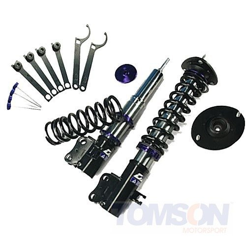 Coilover Suspension Kit For 89 93 Toyota Celica Awd St185: Coilover Kit D2 Racing Rally Gravel For Toyota Celica 4WD