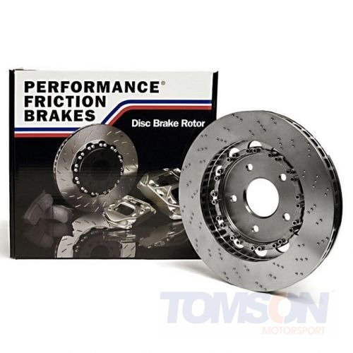 Porsche Boxster Engine Braking: Performance Friction Direct Drive Two Piece Floating Brake