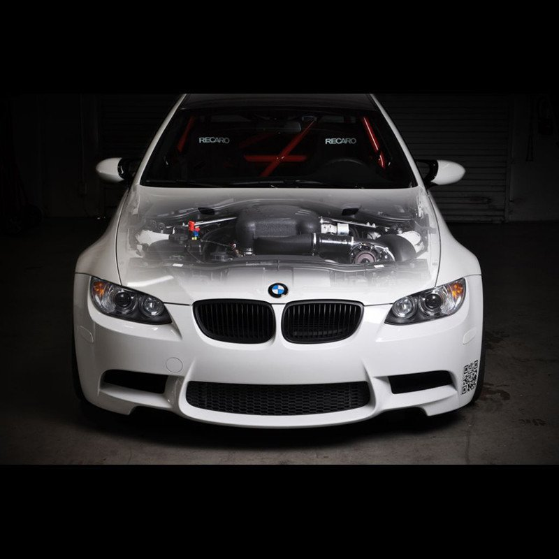 Bmw 335i Turbo Supercharger: VF Engineering VF620 Supercharger BMW M3 E90, E92, E93