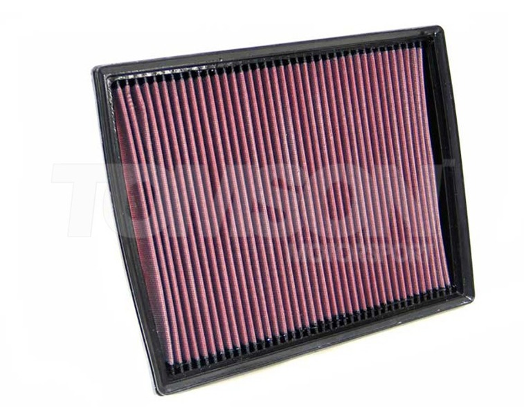 K&N 33-2787 high flow replacement air filter Opel Astra, Zafira 1998-2009